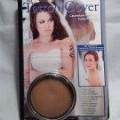 Mehron Tattoo Cover TC 3  Medium Professional Makeup Flaw Concealer  NEW