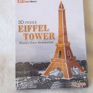 Puzzle 3D Eifflel Tower World's Great Architecture Mini Size