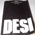 Program DESI Design Graphics 1979 Graphics: USA Photos  Grumman Display