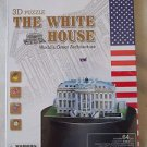 Puzzle 3 Dimension The White House World's Great Architecture 64 pieces
