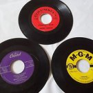 Vintage 45 RPM Records M-G-M Capitol Columbia