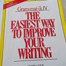 Users Guide The Easiest Way to Improve Your Writing User's Guide Gram.mat.ik IV