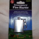 Emergency Fire Starter Magnesium Flint Match Striker Lighter Camp Survival