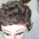 Wig 1960's Telephone Operator Brown Curls Borgese Quality Theatrical