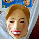 SALE Mask Hillary Clinton President  Collectible  Realistic  Famous Faces