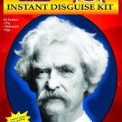 Mark Twain  Instant Disguise Kit  Heroes of History Wig Moustache Pipe Forum