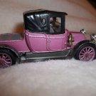 Car Corgi Classics Die Cast 1910 Renault 12/16 Made in Britain Purple