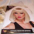 Wig Vibe Blonde Woman's Cosplay Bangs Medium Length Forum