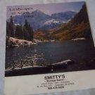 VTG Advertising Calendar Landscapes of America 1999 Smitty's Storage Barns