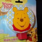 Disney Winnie the Pooh Nightlight  Free Shipping