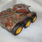 Vintage Tootsie Toy Armored Car Mark 2  USA