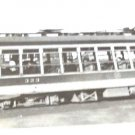 Trolley Yonkers, NY  Original Photo 3rd Ave Vintage