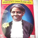Harriet Tubman Heroes in History  Instant Disguise Kit School Plays Wig Jabot