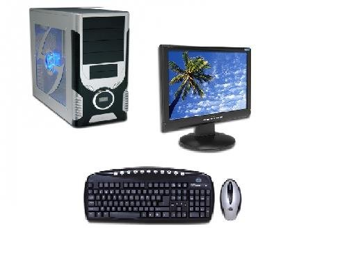 Power-UP AMD Athlon X2 3800 Gaming Machine