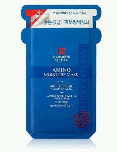 Leaders Mediu Amino Moisture Mask 5pcs