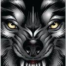 Decor Collectible Kitchen Fridge Magnet - Horror Scary Werewolf