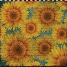 Beautiful Collectible Kitchen Fridge Refrigerator Magnet ~Beautiful Sunflowers