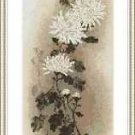 Cross-Stitch Embroidery Color Pattern with DMC codes - Beautiful Bouquet #3