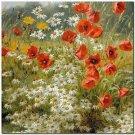 Beautiful Collectible Flower Kitchen Fridge Refrigerator Magnet - Still Life #19