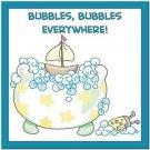Beautiful Cute Decor Collectible Kitchen Fridge Magnet - Bubblebath Quotes #9