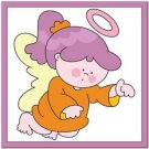 Beautiful Cute Decor Design Collectible Kitchen Fridge Magnet - Flying Angel