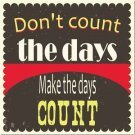 Beautiful Decor Collectible Kitchen Fridge Magnet - Awesome Life Quotes #37