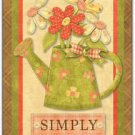Primitive Country Folk Art Kitchen Refrigerator Magnet - Simply Country