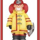 Beautiful Cute Decor Collectible Kitchen Fridge Magnet - Daddy is Our Hero