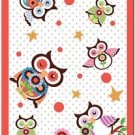 Beautiful Fun Decor Design Collectible Kitchen Fridge Magnet - Summer  Owls