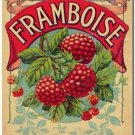Victorian Retro Kitchen Collectible Refrigerator Fridge Vintage Label Magnet #12
