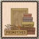 Primitive Country Folk Art Kitchen Refrigerator Magnet - Prim Home #5