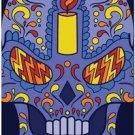 Decor Collectible Kitchen Fridge Magnet - Flower Sugar Skull #10