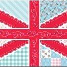 Beautiful Decor Design Collectible Kitchen Fridge Magnet - British Flag
