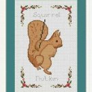 Cross-Stitch Embroidery Color Pattern with DMC code-The Tale of Peter Rabbit #11