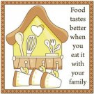 Beautiful Cute Decor Collectible Kitchen Fridge Magnet - Farmhouse Kitchen #4