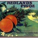 Primitive Country Folk Art Kitchen Refrigerator Magnet -Vintage Label Magnet #9