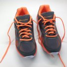 Champions Grey and Orange Mesh Running Shoe Mens Size 10