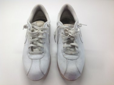 Nike Cortez Basic Leather Casual Shoe Mens Size 10