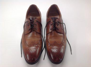 Aldo Mens Wwingtip Oxford Dress Shoes Men Size 10
