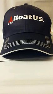 BOATU.S. BASEBALL CAP BLACK NEW W/O TAGS
