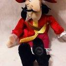 Captain Hook Plush