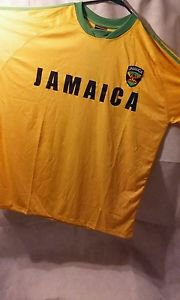 Celebrity By Desing Jamaica World Cup Soccer Shirt