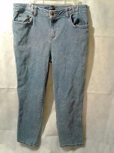 Bill Blass Blue  Jeans Size 14 Inseam 26 12 - 27