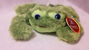 Calplush Green Frog