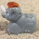 VTech Go! Go! Smart Animal Rhino Toy Musical Toddler Sings Lights Replacement