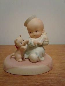 """1994 Enesco """"Bless Em"""" Ceramic Figurine"""