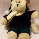 Starbucks Coffee Bearista Stuffed Teddy Bear Christmas Winter 42nd Edition