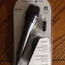 Singing Machine SMM-205 Unidirectional Dynamic Microphone with 10 Ft. Cord