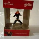 2016 HALLMARK CHRISTMAS TREE ORNAMENT MARVEL CIVIL WAR CAPTAIN AMERICA Blackwido