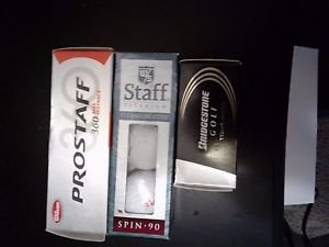 Prostaff 369,Wilson StaffTitanium Core and Bridgestone Tour B330 Golfballs